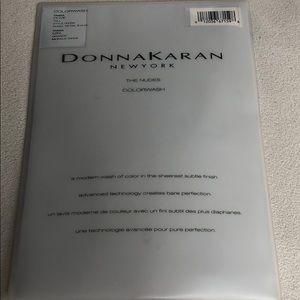 Donna Karan the Nudes colorwash pantyhose